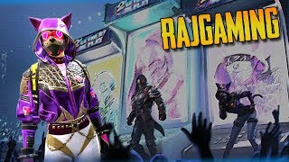 PUBG Mobile FUN & RUSH PUSH Gameplay - RajGaming