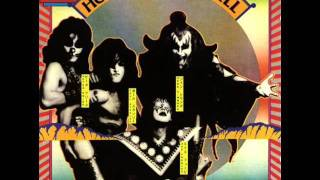 Kiss - Hotter Than Hell (1974) - Hotter Than Hell