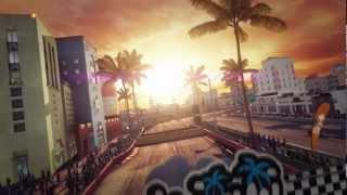 Gameplay - DiRT Showdown part 1 [HD]