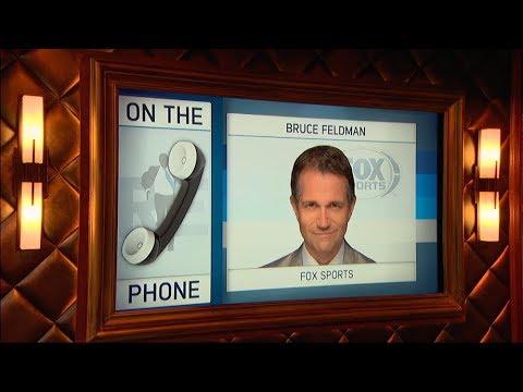 FOX Sports College Football Analyst Bruce Feldman Talks CFB Playoffs & More - 10/4/17