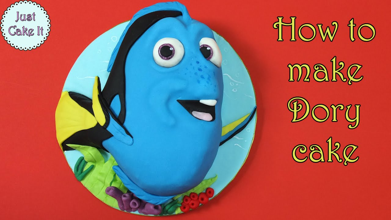 How To Make Dory Cake