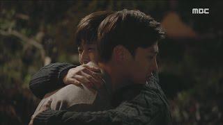 [Father I'll Take Care of You] 아버님 제가 모실게요-Kim Jaewon bear hug with Lee Taehwan 20170319