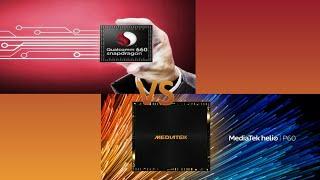 Qualcomm Snapdragon 660 vs Mediatek Helio P60, Specifications and Benchmarking Comparison