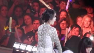 IU in LA KCON 2014- Red Shoes [Fancam]