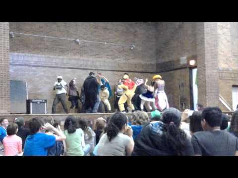 Harlem Shake- Walden III High School