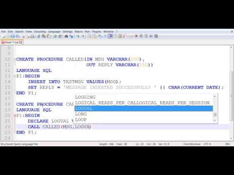 Calling a Stored Procedure from another Stored Procedure