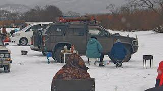 Рыбалка в Приморье Река Партизанская 07 01 2020 г