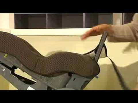 Baby Car Seat - Safe N Sound Premier - YouTube