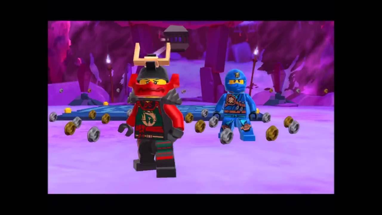 Lego Ninjago Schatten Des Ronin Zwischen Den Welten Deutsch Teil 28