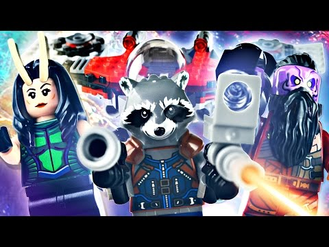 """LEGO Guardians of the Galaxy Vol. 2 : 76079 """"Ravager Attack"""" - Review"""