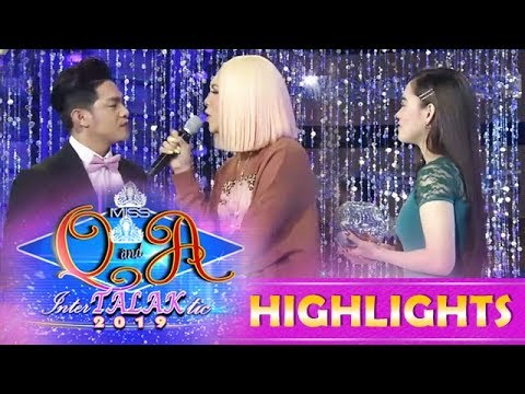 It's Showtime Miss Q and A: Ion tells Vice and Jackque not to judge him