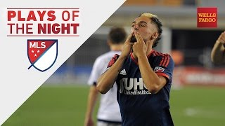 Fagundez Golazo, Villa flair and finishing in Week 15 | Plays of the Night presented by Wells Fargo