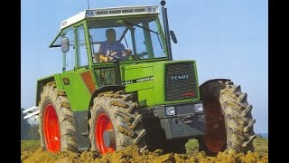Najlepszy Ciągnik Fendta?!   Traktorowe Legendy #2 - FENDT 615 SL/LS/LSA/ HISTORIA / DANE TECHNICZNE
