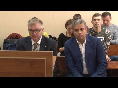 Сюжет ТСН24: Суд вынес приговор экс-главе администрации Новомосковска Вадиму Жерздеву
