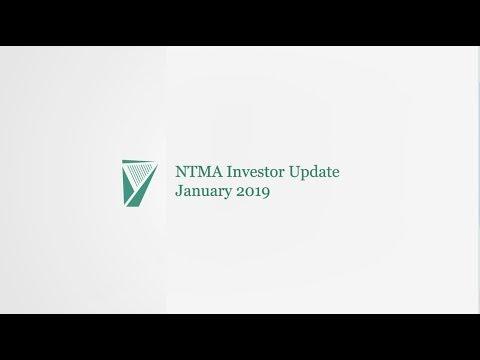NTMA Investor Update January 2019