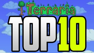 Top 10 Lucky Unlucky Moments In Terraria Terraria Top 10 World Generation Moments 1.3 PC