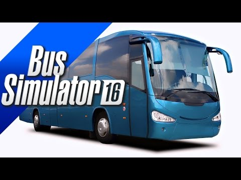 inner City Tourist Route - Bus Simulator 16 Let's Play #21