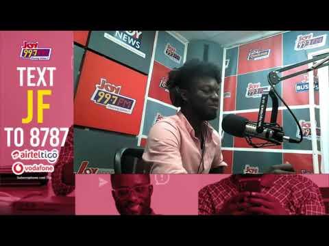Joy Geek Squad is live with Kobby Spiky Nkrumah on Joy 99.7 FM.  (10-11-2020)