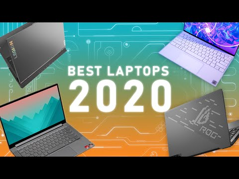 The Best LAPTOPS of 2020!