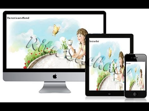 Css3 -Fit Background Image, 100% Scale With Css3