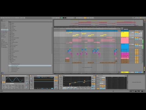 Making a Cover of Ramzoid - World