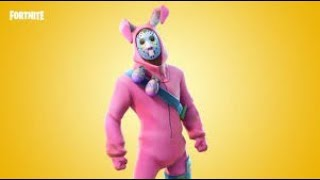 *NEW* PINK BUNNY SKIN - Fortnite Battle Royale