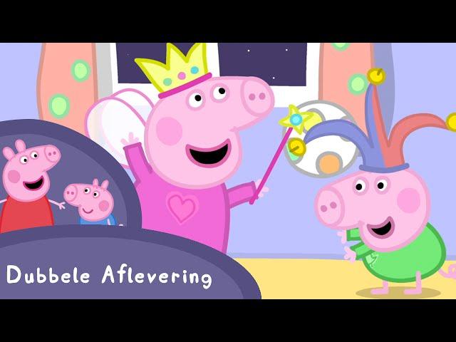 Peppa Pig Nederlands Compilatie Nieuwe Afleveringen | Pannenkoeken | Tekenfilm | Peppa de Big