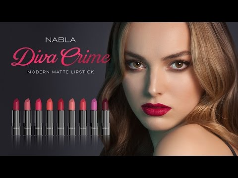 Risultati immagini per nabla diva crime lipstick