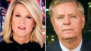 Fox News STUNS Lindsey Graham By Reminding Him He Defended Jeff Sessions