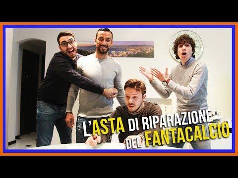 FANTACALCIO - L'ASTA DI RIPARAZIONE 2018