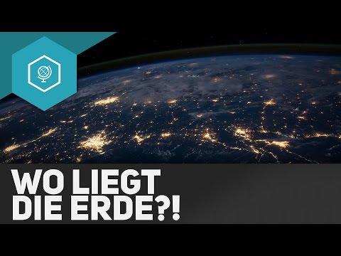 Wo liegt die Erde? - Unser Planet 1