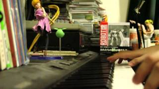 Gundam Unicorn  Audrey  Piano