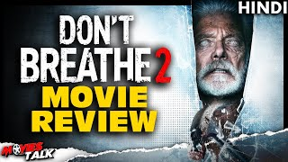 DON'T BREATHE 2 - Movie Review [Explained in Hindi]