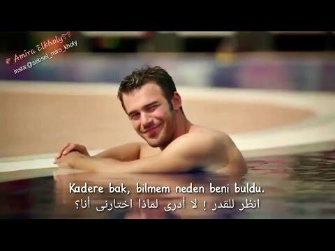 Mustafa Sandal - Kadere Bak 💙 Asli , Burak انظر للقدر مترجمة