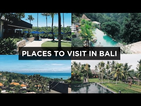PLACES YOU NEED TO VISIT IN BALI! | the vintage vision