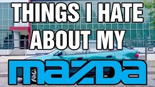 Mazda 323F Lantis Astina BA Top 5 Things I Hate About My Car