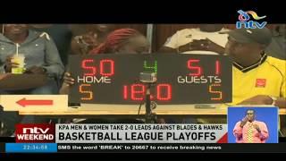 Kenya Basketball playoff results