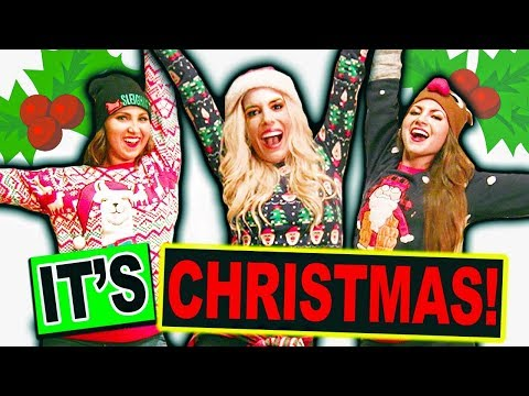REBECCA ZAMOLO | IT'S CHRISTMAS!! | OFFICIAL MUSIC VIDEO