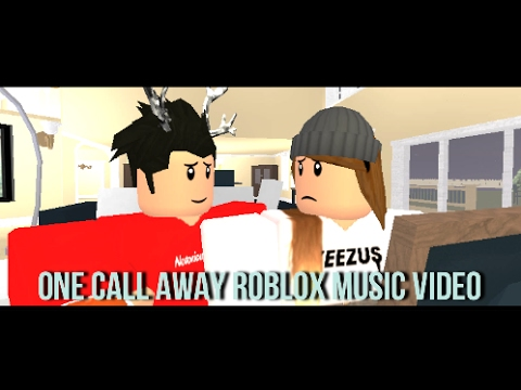 One Call Away - Roblox Music Video (Part 3)