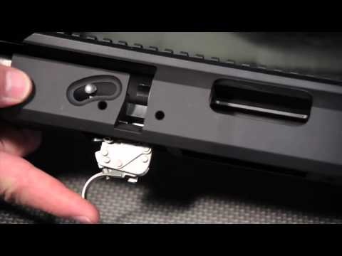 MDT - TAC21 chassis for Remington 700 Instalation Video