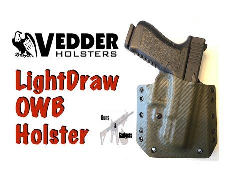 Vedder Holsters LightDraw OWB Holster