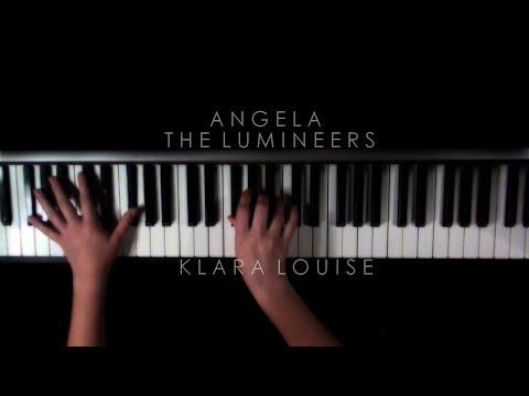 ANGELA | The Lumineers Piano Cover