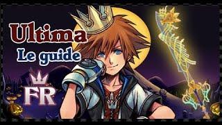 Kingdom Hearts 1.5 Hd Remix : Le guide pour ULTIMA ! (KH Final Mix)
