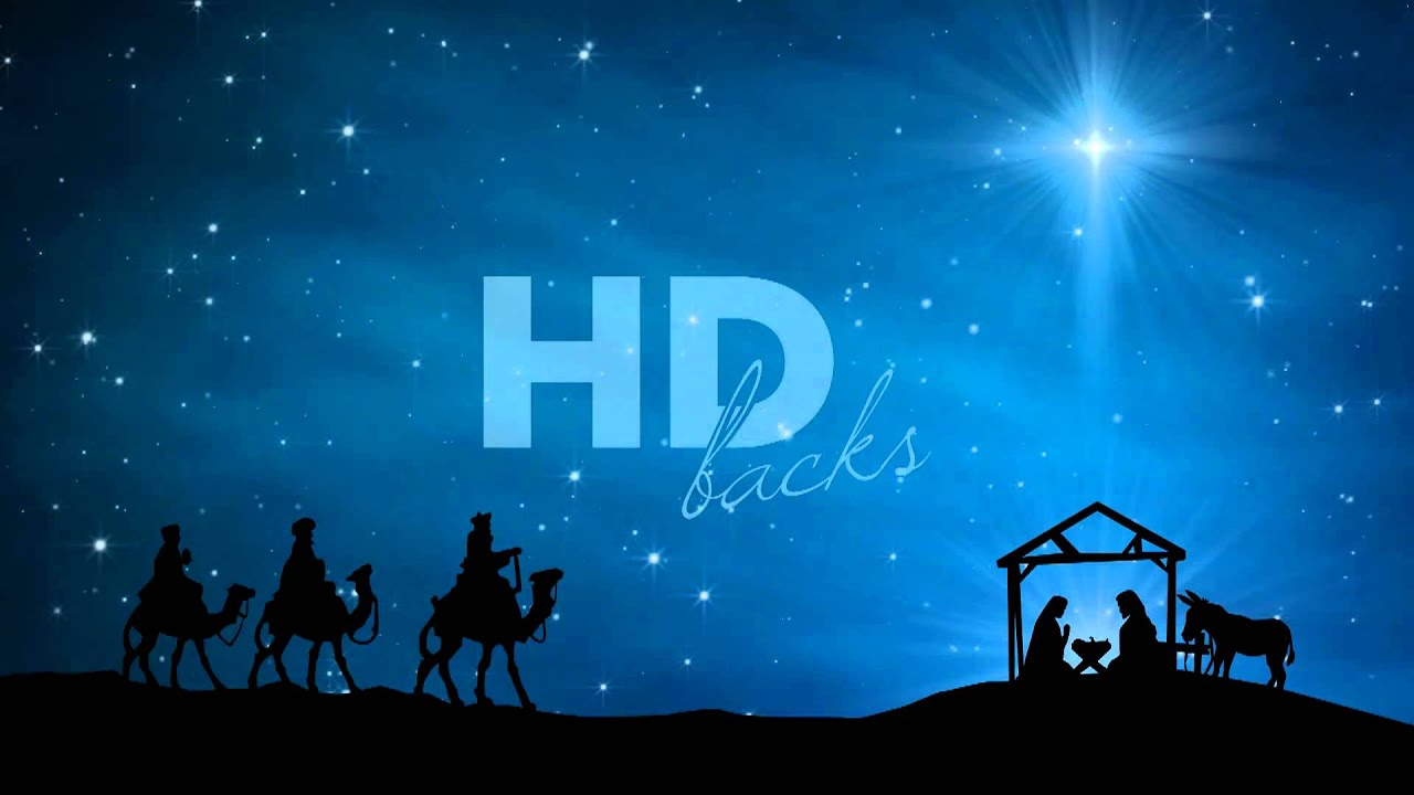 Journey to Bethlehem - HD Background Loop - YouTube