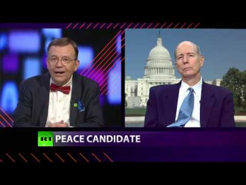 CrossTalk on Tulsi Gabbard: Peace Candidate