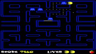 Pacman - Full Gamelplay Walkthrough