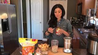 Iveys vegan nachos