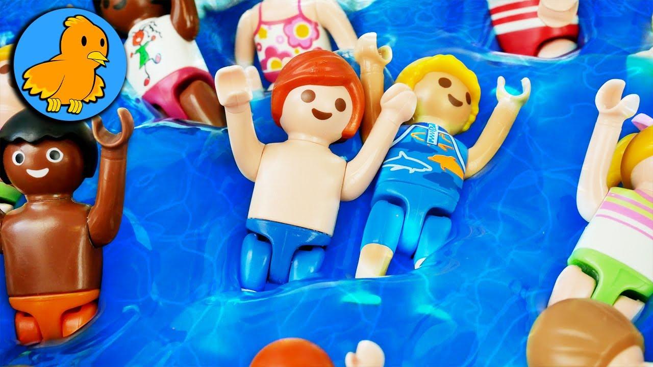 Sommer bei Familie Vogel! HITZE, CHAOS & STRESS | 10 BESTEN Sommer Storys | Playmobil Film Deutsch
