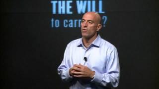 TEDxGotham 2011- Matt Long- Power of I Will