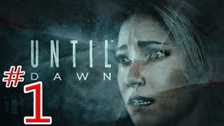 Until Dawn: Part 1 - The Butterfly Effect (PS4)